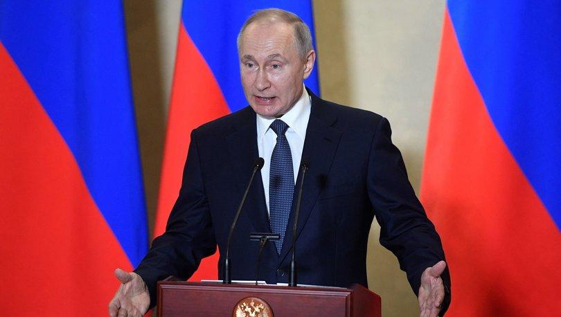 Son dakika haberleri! Putin'den ulusa sesleniş konuşmasında koronavirüs açıklamaları!