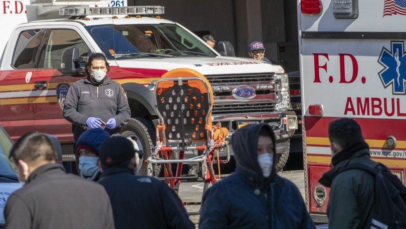İngiltere'de koronavirüs vakalarıyla ilgilenen hemşire, hastanede ölü bulundu! - Haberler