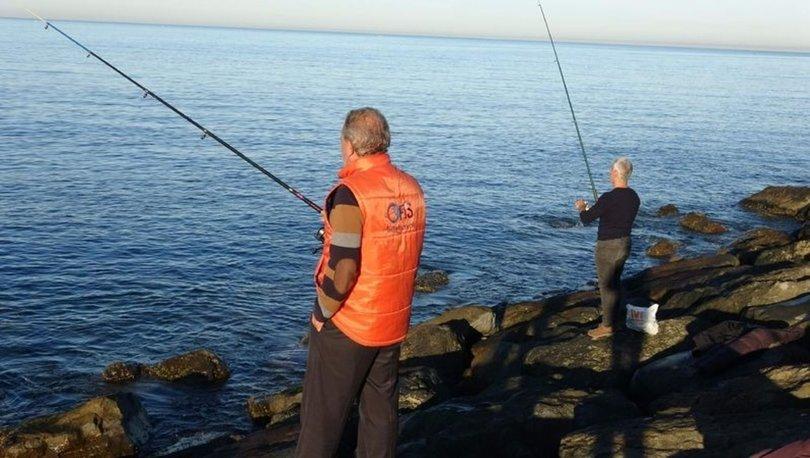 Üsküdar sahilinde balık tutmak geçici olarak yasaklandı - Haberler