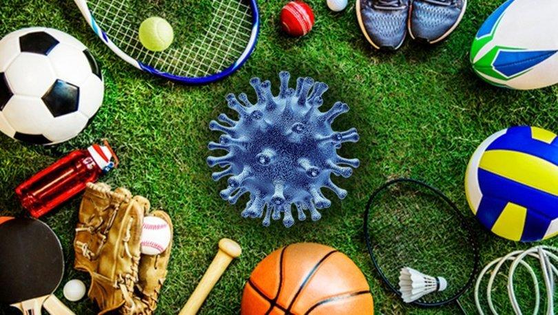 Hangi sporcular koronavirüse yakalandı? Hangi spor aktiviteleri ertelendi! İşte Koronaspor...