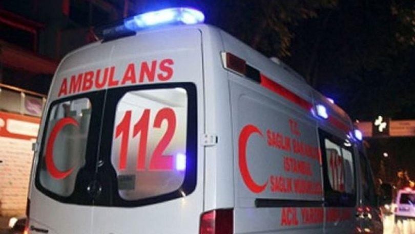 SON DAKİKA HABERİ! Van'da sığınmacıları taşıyan minibüs devrildi, 20 kişi yaralandı