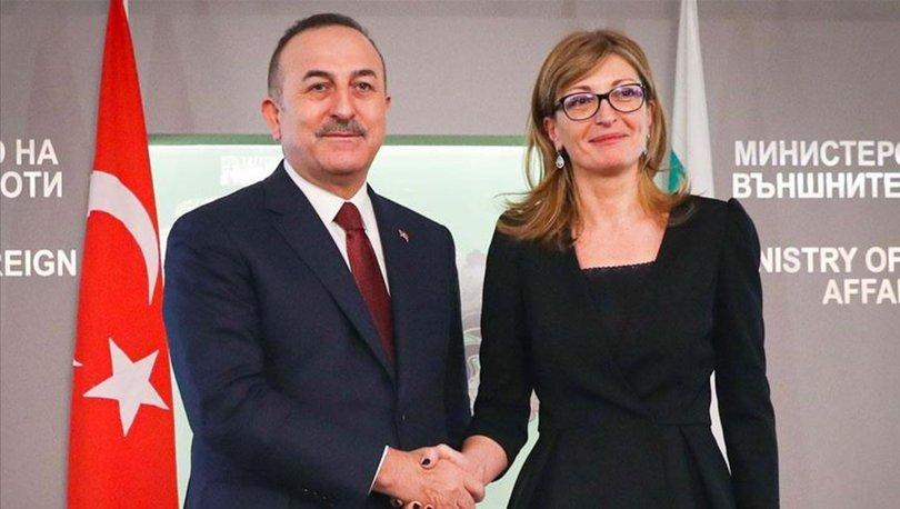 Dışişleri Bakanı Çavuşoğlu, Bulgar mevkidaşıyla telefonda görüştü