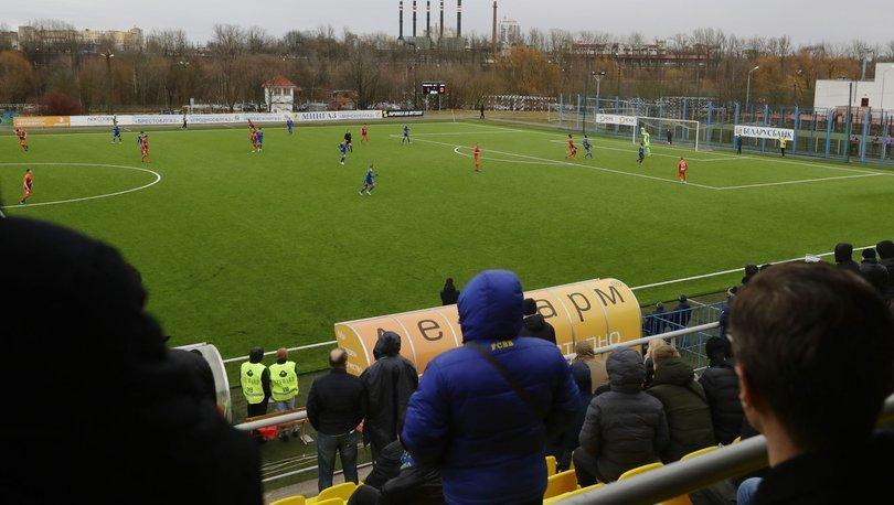 Belarus Ligi, seyircili devam edecek! Koronavirüs haberleri