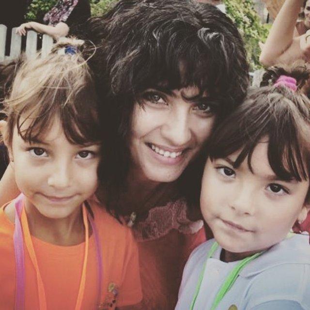 Tuba Büyüküstün: Çocuklarım bana sarılmak isterlerse... - Magazin haberleri