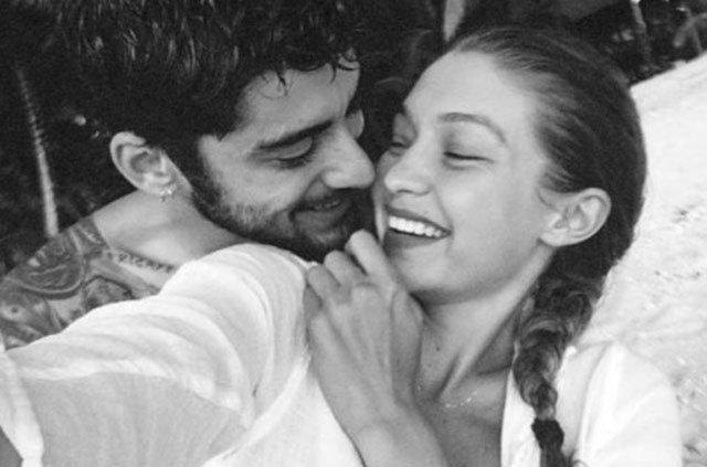 Gigi Hadid'den Zayn Malik paylaşımı - Magazin haberleri
