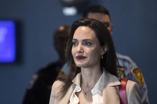 Angelina Jolie koronavirüse karşı harekte geçti - Magazin haberleri