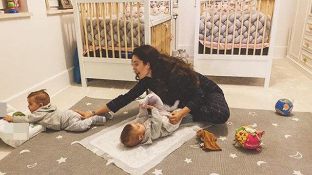 Pelin Akil ile Anıl Altan'ın yeni evi kızlarına göre dekore edildi - Magazin haberleri