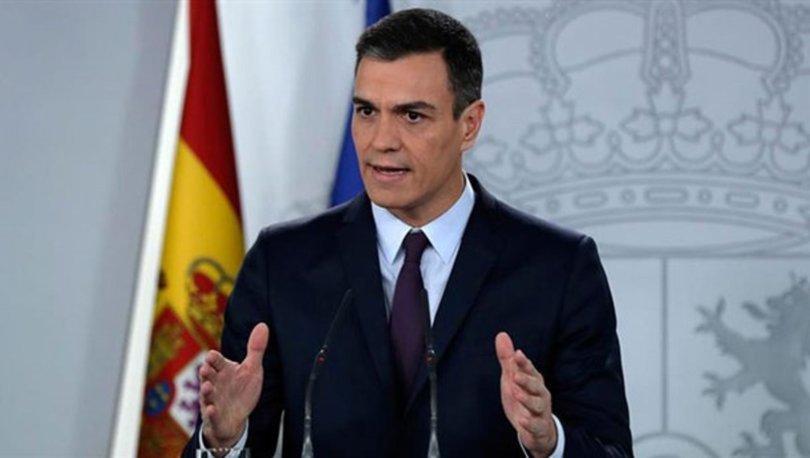 İspanya'da olağanüstü hal 11 Nisan'a kadar uzatıldı