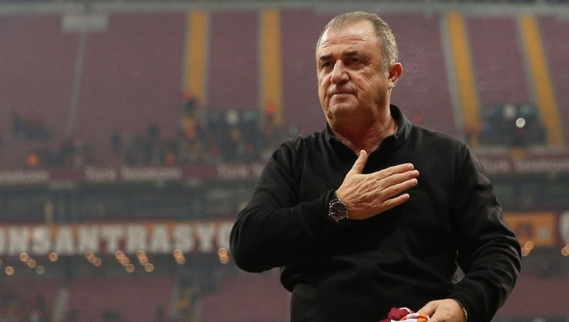 Fatih Terim duygulandı: Elim kalbimde! Galatasaray haberleri