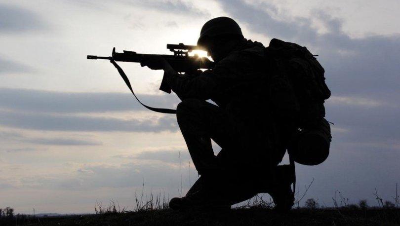Son dakika haber! Fırat Kalkanı bölgesinde 5 terörist etkisiz hale getirildi