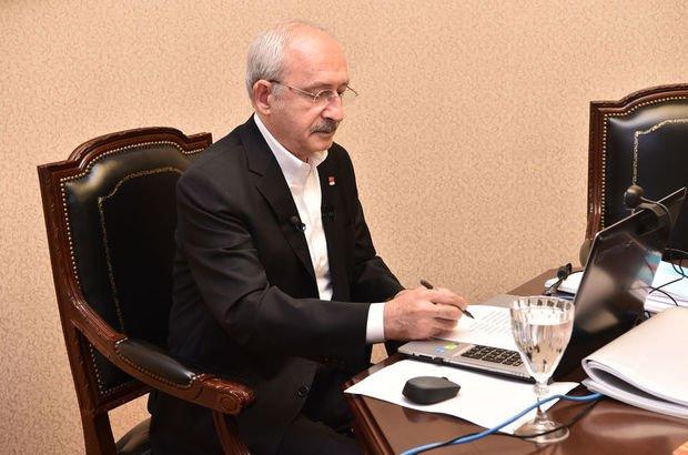 CHP liderinden partilere korona mektubu