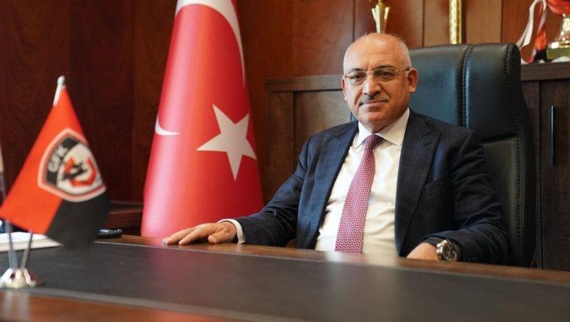 Gaziantep FK Başkanı Mehmet Büyükekşi: