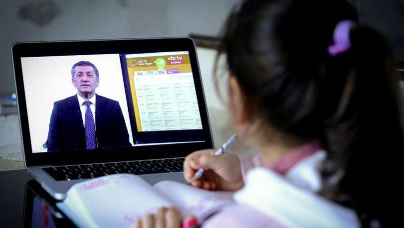 EBA TV ders tekrarı İZLE! 26 Mart ilkokul, ortaokul, lise TRT EBA TV ders tekrarları