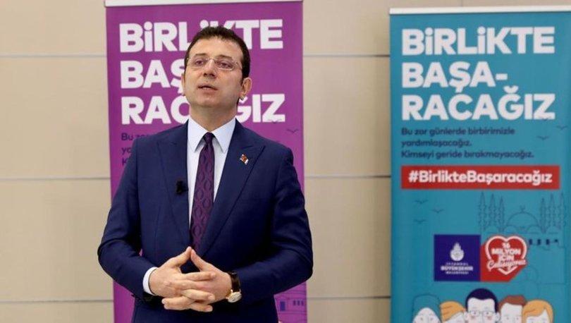 Son dakika haber! İmamoğlu: İstanbul için kontrollü kısıtlama bekliyoruz