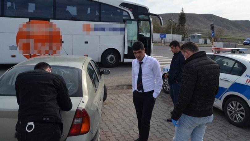 Son dakika haberler... Yolcu otobüsü şoförüne fazla yolcu taşımaktan 392 lira ceza kesildi!
