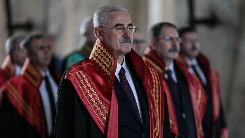 Yargıtay Başkanı Mehmet Akarca'dan ilk mesaj