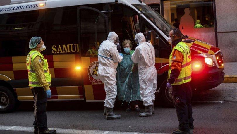 İspanya'da koronavirüs kaynaklı can kaybı sayısında artış!