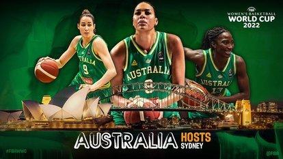 2022 FIBA Kadınlar Dünya Kupası