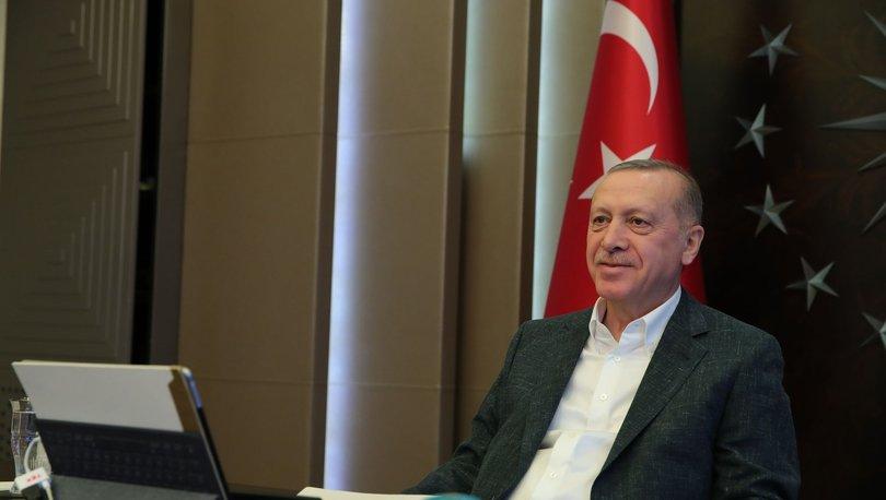 KKTC'den Cumhurbaşkanı Erdoğan'a mektup - Haberler