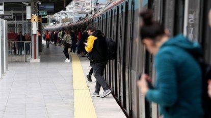 Yolcu sayısı Marmaray