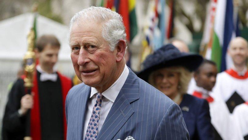 Karantinadaki Prens Charles'tan ilk mesaj! - Haberler