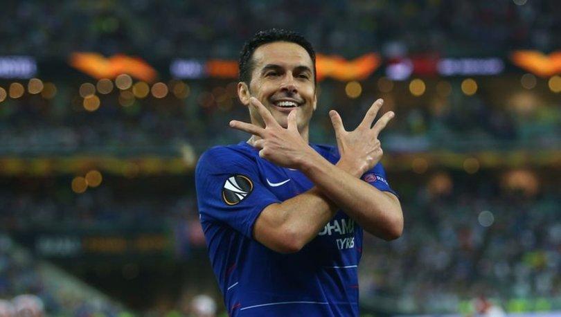 Pedro Rodriguez'in Chelsea'deki geleceği belirsiz