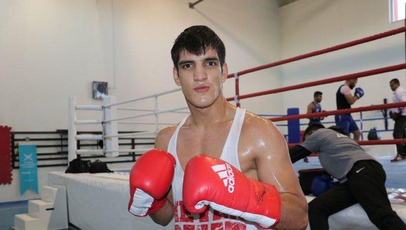 Kovid-19 testi negatif çıkan milli boksör Serhat Güler, taburcu edildi