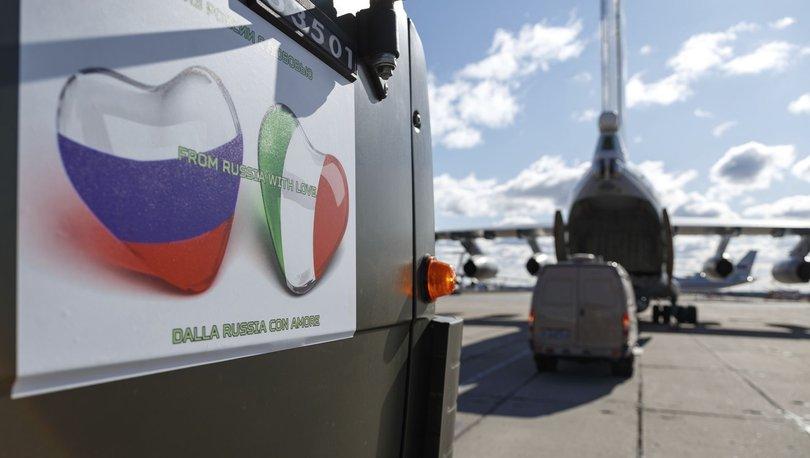 Rusya'nın İtalya'ya gönderdiği yardımlara Polonya engel oldu iddiası - Haberler