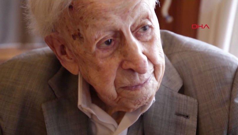 102 yıl önceki salgından kurtulan adamdan koronavirüs için altın kurallar - Haberler