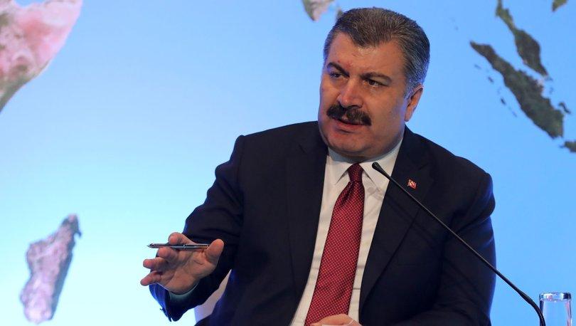 Son dakika flaş açıklama! Bakan Koca açıkladı: Türkiye'de can kaybı 75 oldu