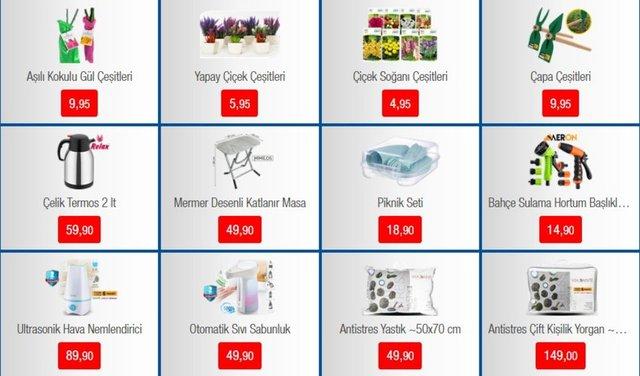 BİM 27 Mart 2020 Aktüel ürünler kataloğu! BİM indirimli ürünler tam listesi