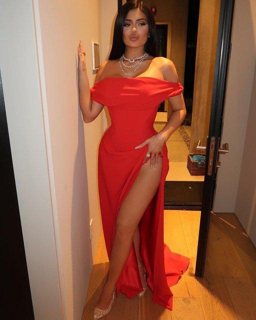 Kylie Jenner: Bu resim beni mutlu ediyor - Magazin haberleri