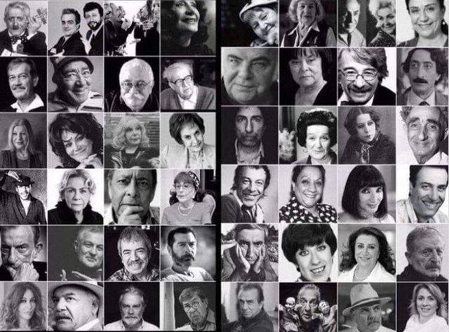 Ünlülerden Dünya Tiyatrolar Günü mesajları