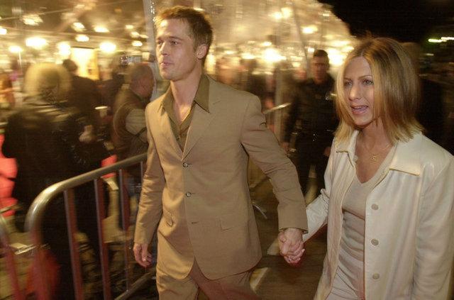 Brad Pitt ile Jennifer Aniston evleniyor mu? Açıklama geldi - Magazin haberleri