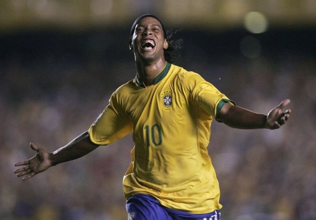 Ronaldinho'nun efsane 11'i