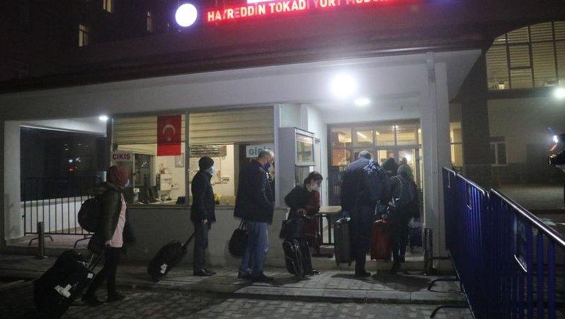 Yurt dışından gelen 130 kişiye Bolu'da karantina önlemi