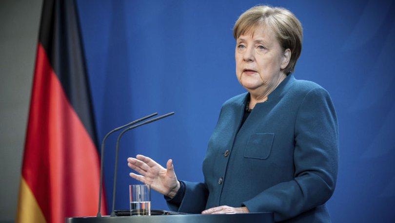 Merkel: Kovid-19, 2008 krizinden daha kötü