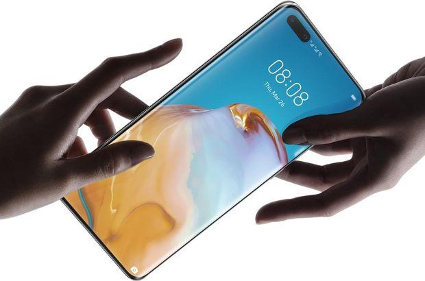Huawei'den sanal telefon lansmanı