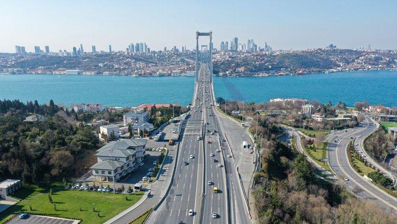 Köprüler ve otoyollarda büyük düşüş - Haberler