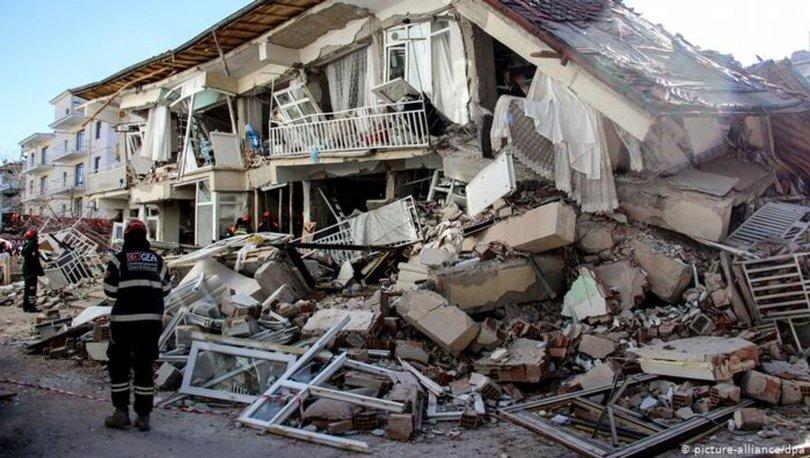 Rüyada deprem olduğunu görmek, hissetmek ne anlamı nedir? Rüyada depremi  yaşamak ne demek?   Gündem Haberleri