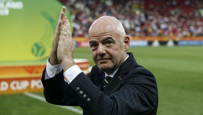 FIFA'dan korona ayarı - HABERLER