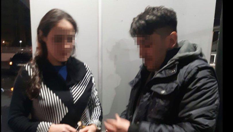 cezaevii firarisi kadın yakalandı