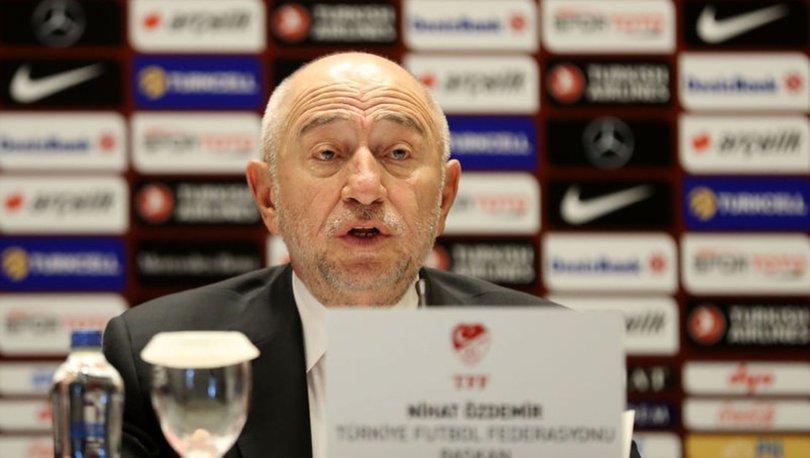 Nihat Özdemir'den Süper Lig açıklaması: Önce 2 Nisan'ı görelim
