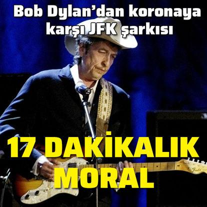 Bob Dylan'dan koronaya karşı JFK şarkısı