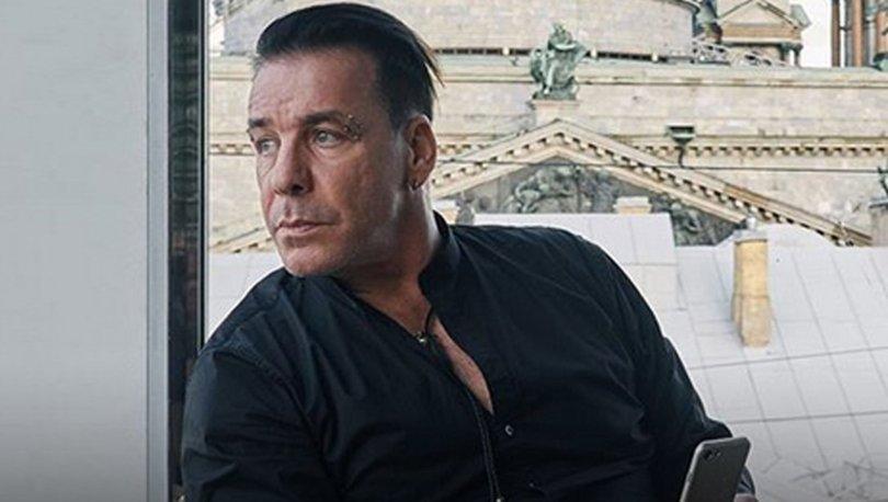 Rammstein'ın solisti Till Lindemann koronavirüse yakalandı - Magazin haberleri