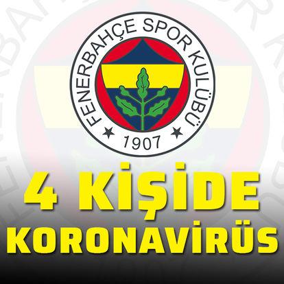 Fenerbahçe Beko'da 4 korona vakası!