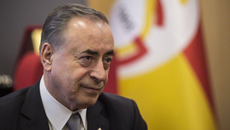 Galatasaray Başkanı Mustafa Cengiz 500 bin TL bağışlıyor