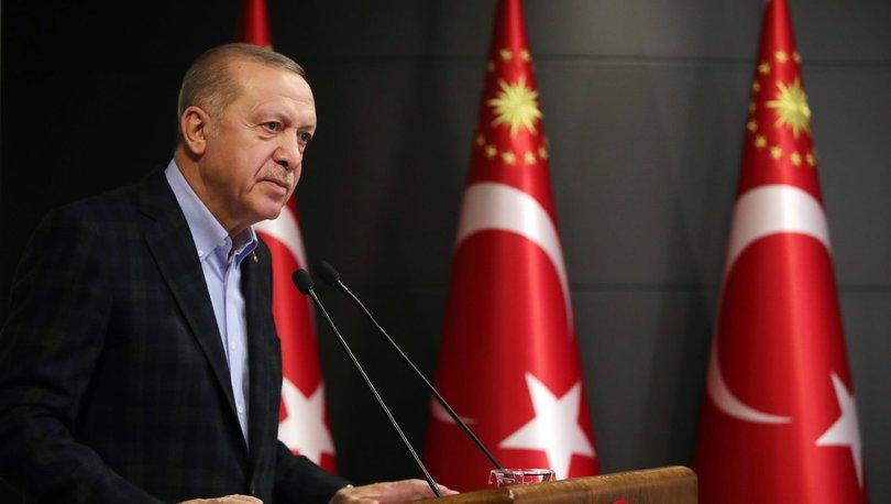 Cumhurbaşkanı Erdoğan'dan koronavirüs tedbirlerine ilişkin açıklama: Şehirlerarası seyahat izne bağlandı