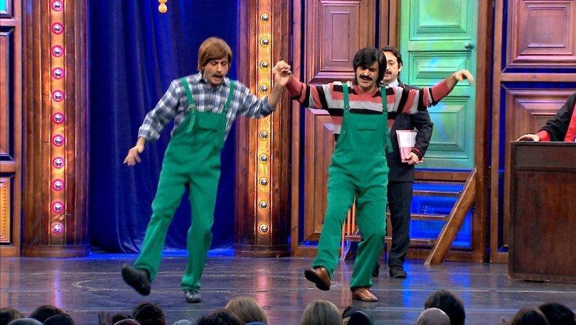 Güldür Güldür Show kahkaha dolu skeçleriyle Show TV'de