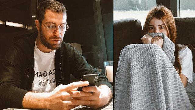 Oğulcan Engin-Ezgi Eyüboğlu çifti karantinada - Magazin haberleri